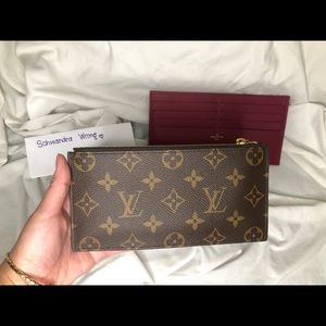 Louis Vuitton Accessories - ✨AUTHENTIC✨ LV Felicie Inserts